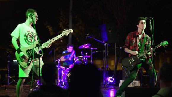 Els santcugatencs Splinter Sticks busquen mecenes per editar el seu nou EP