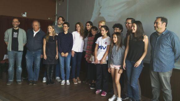 Íria Sallent, Quim Gratacòs i Paula Luna Rueda guanyen el Premi de poesia Gabriel Ferrater per a secundària