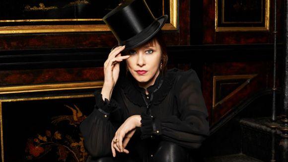 Suzanne Vega tancarà la temporada del Teatre-Auditori amb un concert el 15 de juliol
