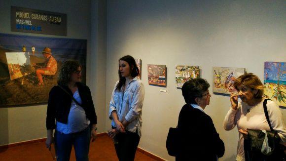 Cal Gerrer celebra el centenari del naixement de Miquel Cabanas-Alibau amb una mostra inspirada en Mas-Mel