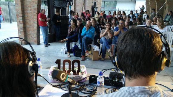 Les entitats de cultura popular i tradicional fan costat al 'NiTrad' en el programa número 100