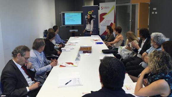 La Pimec comarcal presenta la 5a edició del programa 'Accelera el creixement'