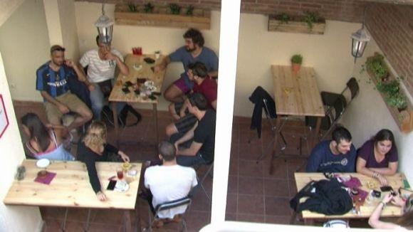 La Taverna de Cal Temerari celebra un primer any 'sorprenentment positiu'