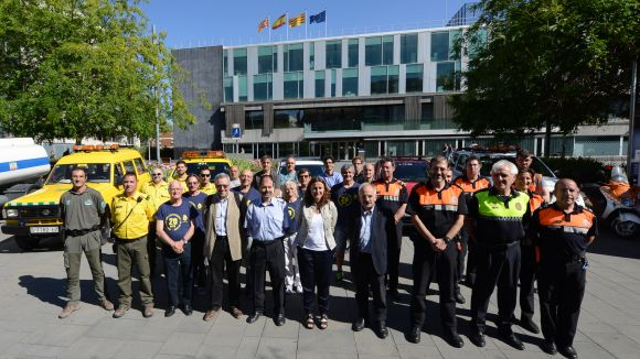 Neteja, vigilància i informació, claus en la campanya de prevenció d'incendis 2016