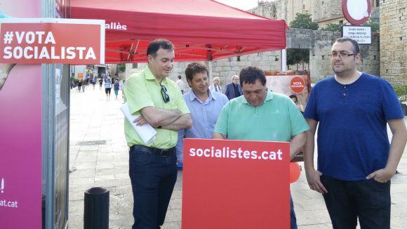 El PSC vol que el nou govern espanyol connecti la R8 amb FGC i doti Sant Cugat d'una oficina judicial pròpia