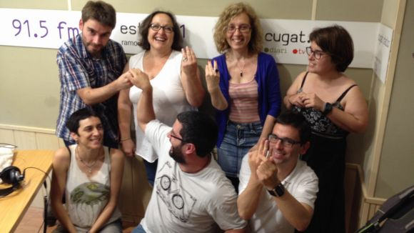 David Vila, Carme Reverte, Cristina Company, Marta Lacalle, Núria Cerveró, Un tal Pere i Dani Ruiz-Trillo