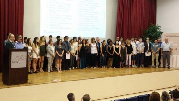 El Vallès Occidental tanca el curs d'FP Dual amb gairebé 300 graduats