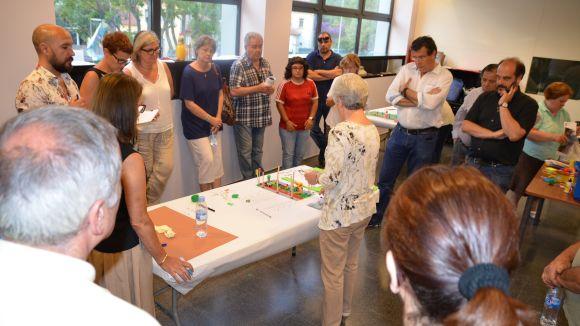 Ja ha començat el procés participatiu per urbanitzar l'avinguda del Baixador