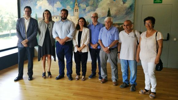 L'Ajuntament invertirà 3,5 milions de la Diputació per millorar equipaments esportius i culturals