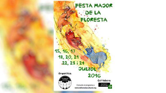 El Col·lectiu de Gent Gran de la Floresta pronunciarà el pregó de la Festa Major del districte
