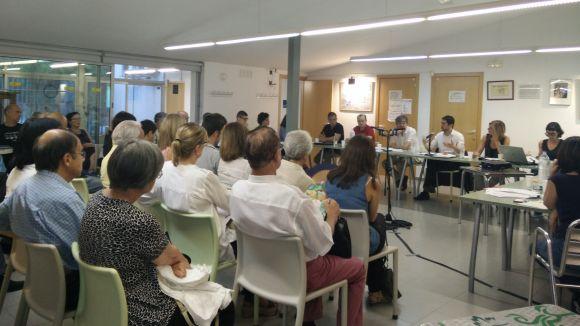La comissió del ROM estudiarà si cal crear més consells de barri