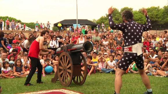 El món de Tandarica Circus arriba aquest vespre al Casal de Mira-sol