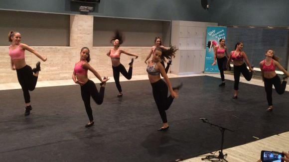 La pluja no atura l'Stage Internacional de Dansa en la seva cloenda