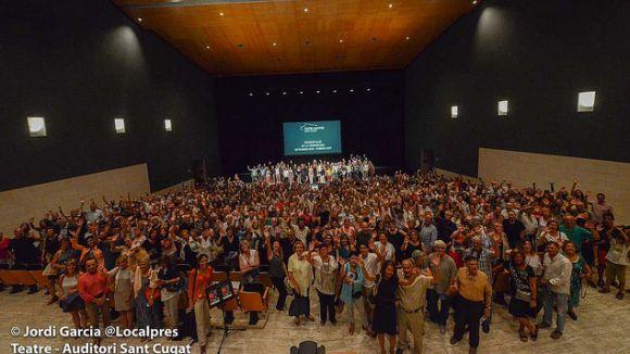 Els abonaments del Teatre-Auditori, des d'avui a la venda