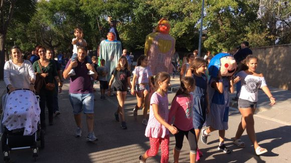 L'EMD veu en el bon temps i l'alta participació les claus de l'èxit de la Festa Major de Valldoreix d'enguany