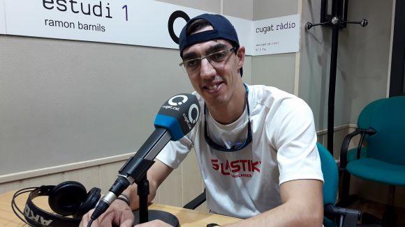 Dani Nafria (paratriatleta): 'No ens hem de rendir a la primera de canvi'