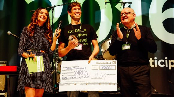 L''start-up' austríaca Xarion guanya el concurs internacional CODE_n de GFT