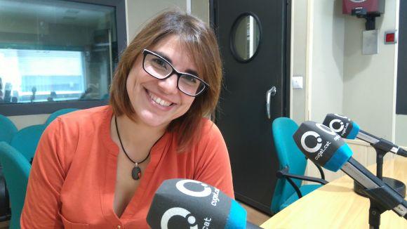 Gisela Llobet a l'espai 'Benestar emocional' del magazín