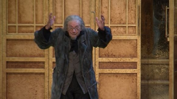 'L'Avar', amb Joan Pera, porta al Teatre-Auditori la primera funció del Teatre Accessible