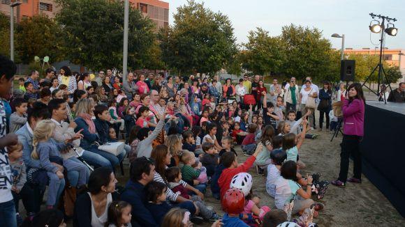 Imatge d'una edició anterior de la Festa Major del barri / Foto: Localpres