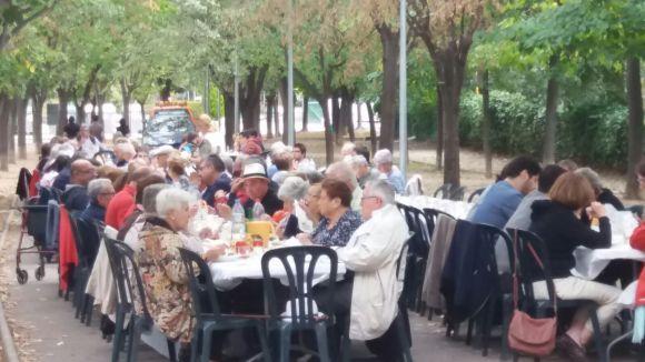 El barri del Monestir-Sant Francesc fa un balanç positiu de la seva 14a festa grossa