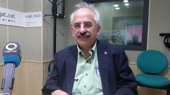 Joan Puigdomènech, alcalde accidental des d'avui
