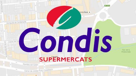 Nova botiga Condis a l'avinguda de Cerdanyola