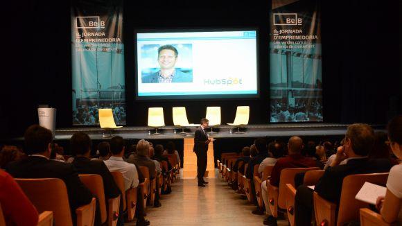 La 8a Jornada d'Emprenedoria reuneix prop de 300 empresaris per abordar la importància de saber vendre