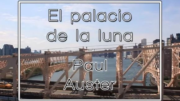 Fragment del programa 'Léeme' dedicat a Paul Auster