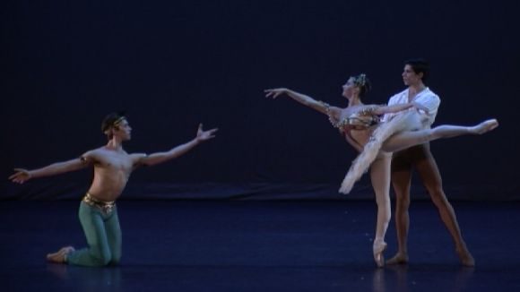 La Dutch National Ballet Junior Company porta al Teatre-Auditori les futures estrelles de la dansa internacional