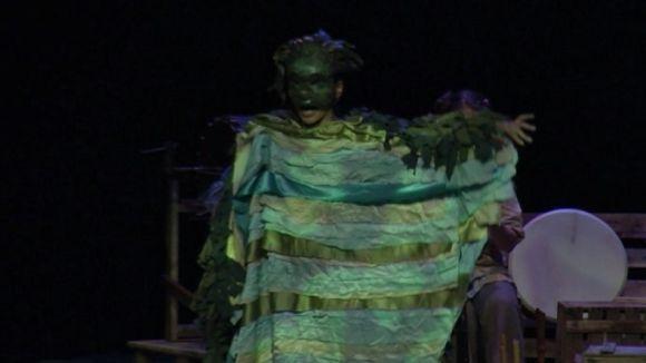 'The Tempest' descobreix el Shakespeare més musical al Teatre-Auditori