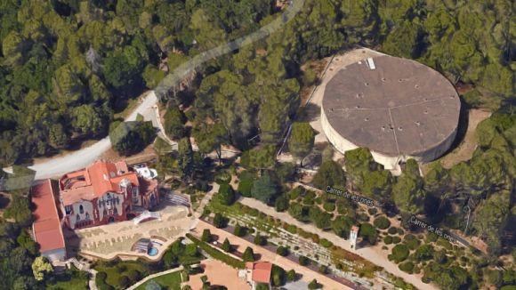 L'ACA inverteix  93.000 euros en un nou desguàs al dipòsit de Sant Cugat