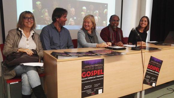 El Gospel Sant Cugat recapta més de 90.000 euros per a entitats benèfiques durant els seus primers vuit anys