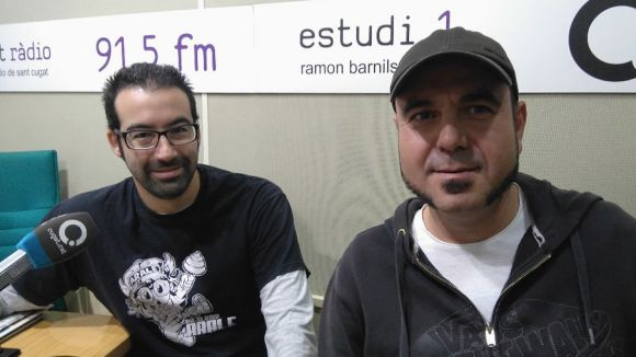 Joan Ramon Armadàs i Marc Carreté