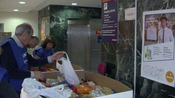 El Gran Recapte a Sant Cugat arriba als 450 voluntaris necessaris i vol recollir 50 tones