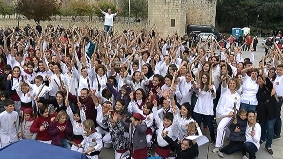 Els Bastoners acostaran la tradició a la ciutat amb la segona part de la Diada Bastonera