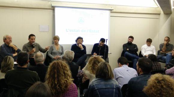 La consecució d'un nou model d'organització política, punt comú al debat 'L'estat de l'Estat'