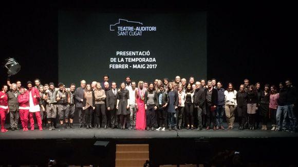 Berto, Rosario, el Víctor Ullate Ballet i el Mago Pop, reclams de la nova temporada del Teatre-Auditori