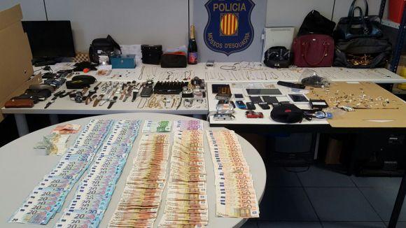 Ingressen a presó sis membres d'una organització criminal que havia robat a Sant Cugat