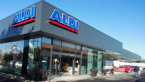 Aldi obre a Volpelleres el primer supermercat de la cadena a Sant Cugat