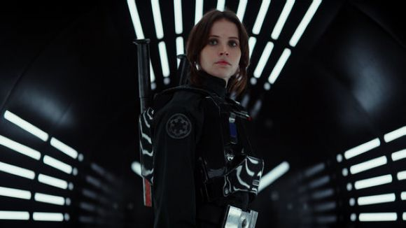 El primer spin-off de la saga Star Wars, 'Rogue One', arriba avui als cinemes de Sant Cugat