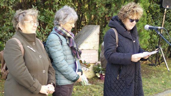 Dones amb Iniciativa vol que 'l'honradesa de Montserrat Roig' serveixi d'exemple a tots els àmbits