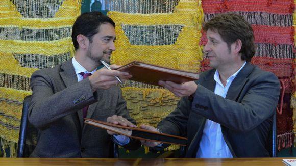 Convergència i el PSC negocien l'entrada de Pere Soler a l'equip de govern