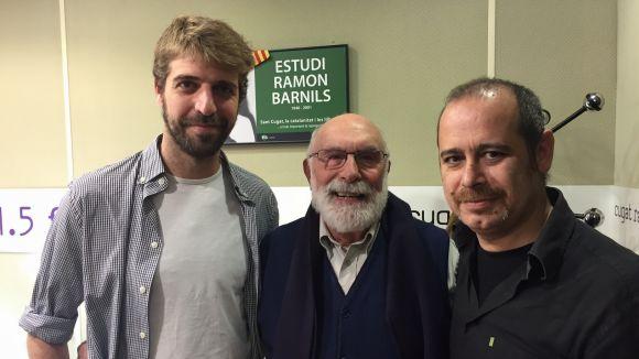 Guillem Gisbert (Manel) i Jordi Lara analitzen el món de la cultura a 'Molta Comèdia'