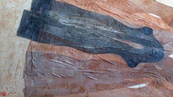 'Obres de 2016' de Jordi Costa acomiada la temporada d'exposicions d'enguany a l'Ateneu