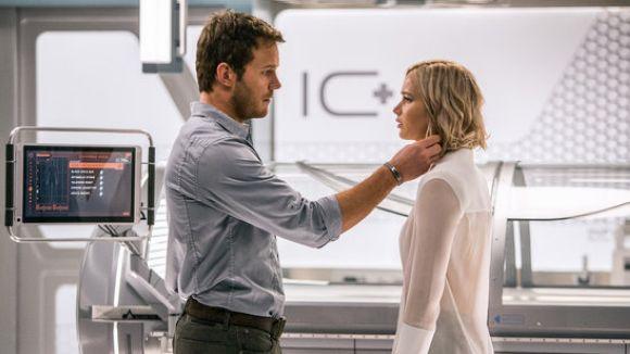 'Passengers', protagonitzada per Jennifer Lawrence i Chris Pratt, arriba als cinemes de Sant Cugat