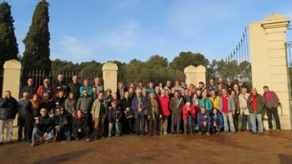 Desapareix l'associació Voluntaris de Collserola en compliment de la nova llei catalana de voluntariat