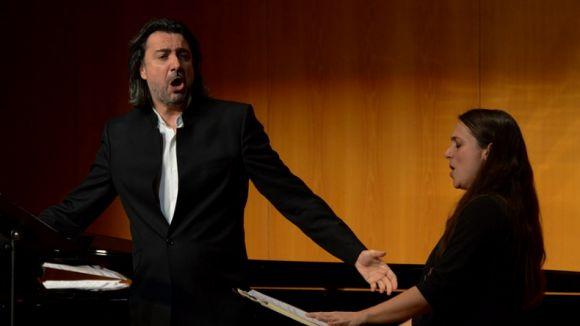 El Teatre-Auditori torna a cantar a Victòria dels Àngels 12 anys després de la seva mort
