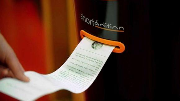 El PP vol que Sant Cugat instal·li màquines expenedores de relats curts per fomentar la lectura