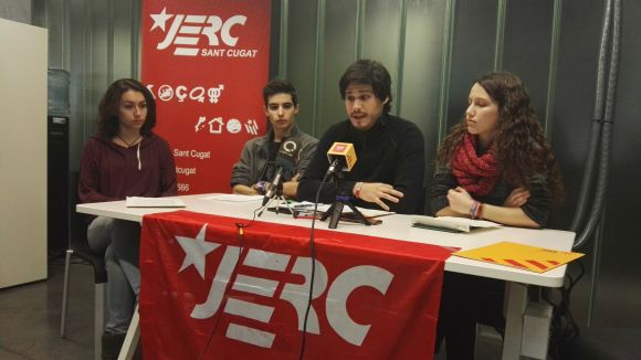 ERC manté la moció on associa SCC amb l'extrema dreta i està 'tranquil·la' per la denúncia de l'entitat